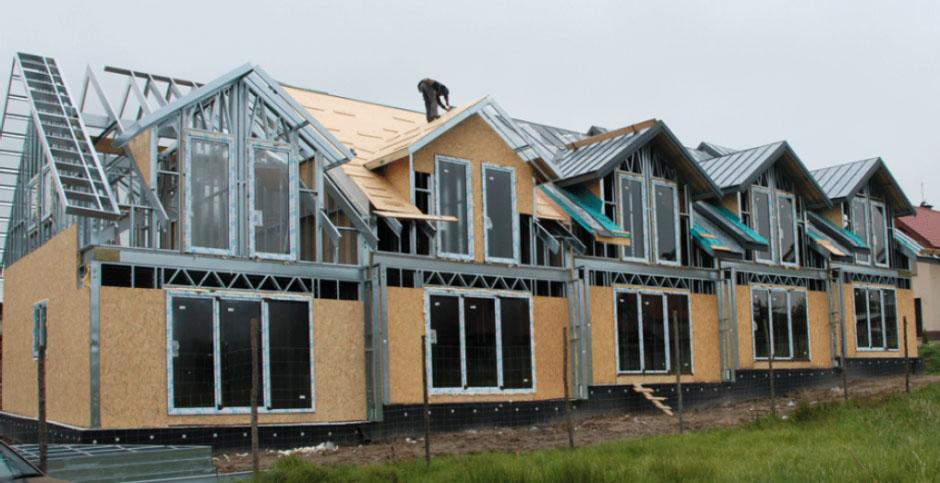 Ein und Mehrfamilienhäuser auf Wünsch nach Mass
